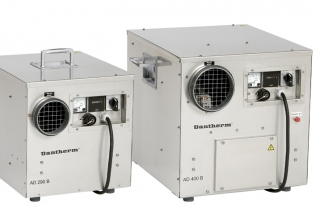 AD-B Adsorption Dehumidifiers